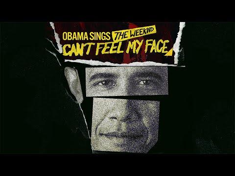 Slik har du aldri hørt Obama før
