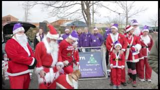 preview picture of video 'Neston Santa Dash'