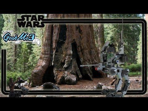 Vidéo LEGO Star Wars 75261 : Clone Scout Walker – Édition 20ème anniversaire