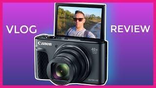 CANON Powershot SX730 HS   Vlog Review