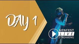 WAVE OF LOVE @ Gen Verde - Genfest 2018 - WTC