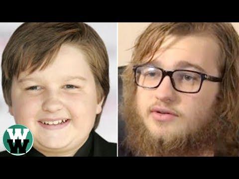 10 Child Actors Who Look Nothing Like They Used To!