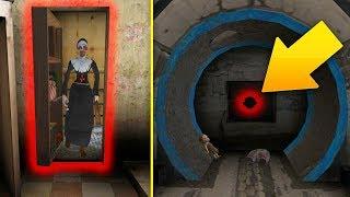 СЕКРЕТНЫЙ ПРОХОД С ПАСХАЛКОЙ В МОНАХИНЕ - The Nun | Монахиня | Evil Nun