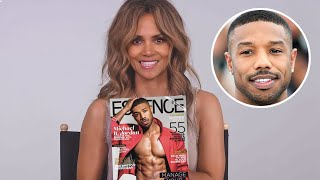 Michael B Jordan Being Flirted With