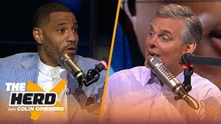 Kenyon Martin says Lakers don't need Doc Rivers & would be foolish to trade LeBron | NBA | THE HERD