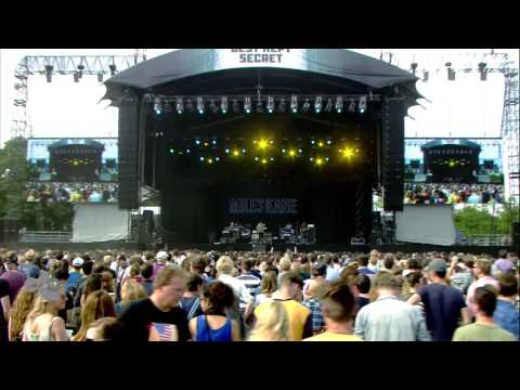 Miles Kane - Taking over - Live op Best Kept Secret 2014