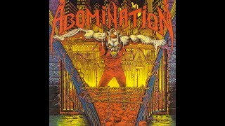 Abomination -Tunnel Of Damnation