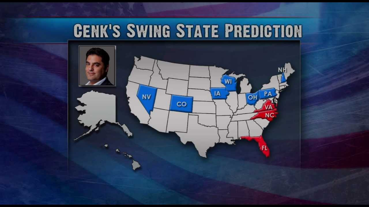 2012 Prediction: How Many Electoral Votes Will Obama Get? thumbnail