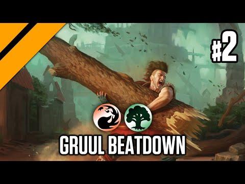Gruul Aggro Beatdown - Bo3 Standard P2 | Ikoria | MTG Arena