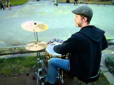Skatepark Drumming