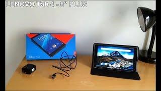 Lenovo Tab 4 8 PLUS - dooclip.me
