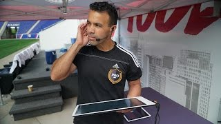"""IFAB workshop features first """"live"""" trials with video replays"""
