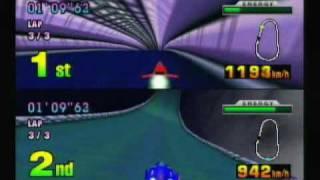 The Bullshit Battles: F-Zero X