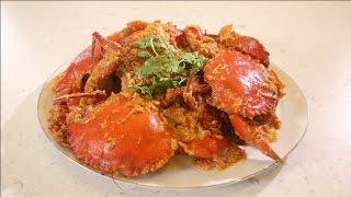 Papa Chong Cooks 庄爸爸庄大厨 Ep 1 | EASIEST CHILLI CRAB RECIPE?!?