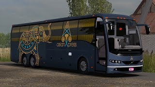 🌕NEW SLEEPER BUS COLLECTION FOR ATS AND ETS2 (Patel travels