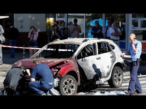 Убийство журналиста Шеремета и АЗОВский след