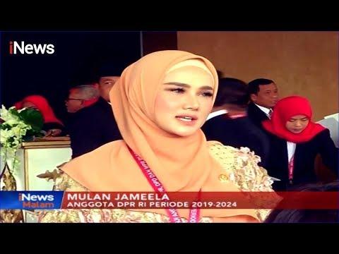 Mulan Jameela Masih Rahasiakan Program Kerja sebagai Anggota Dewan - iNews Malam 01/10