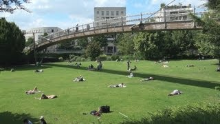 preview picture of video 'The Promenade Plantée in Paris'