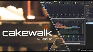 cakewalk by bandlab tutorial italiano - Kênh video giải trí