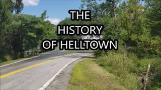 What REALLY happened in HELLTOWN , Ohio? (Helltown Exposed Pt 1.)