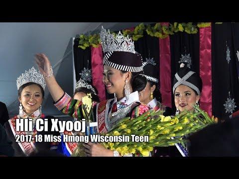 SUAB HMONG NEWS:  Hli Ci Xyooj won 2017-18 Miss Hmong Wisconsin Teen