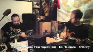 Tourniquet - En Hakkore covered by Roger and Mauce