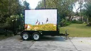 Mobile Advertising  Trailer from Video Screens. inc.