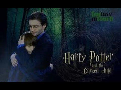 Harry Potter et l'enfant maudit - bande annonce - Daniel Radcliffe