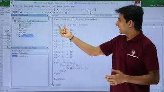 Excel VBA - 2D Array Static