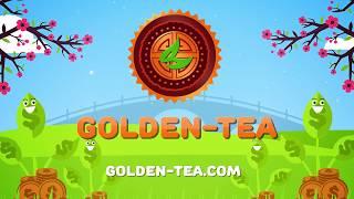 GoldenTea - Заработай Bitcoin $