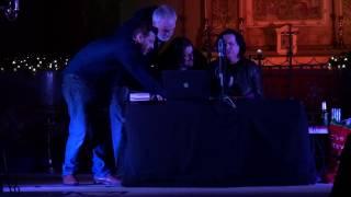 17/12/2016 - Steve H Hogarth - Acid Rain - Church of St Margaret of Antioch, Liverpool 18/12/2016