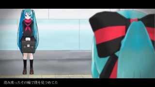 【Miku Hatsune】Miraisen / 未来線 【SUB ITA】