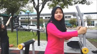 IKLAN JOM AMALKAN GAYA HIDUP YANG SIHAT ..universiti utara malaysia