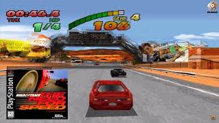 Обзор самой первой Need For Speed (1994)