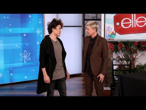 Zu Gast bei Ellen: