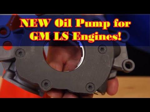 GM 5.3L, 6.0L, 6.2L Melling Oil Pump