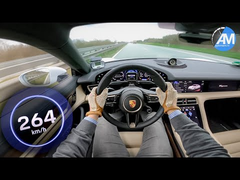 External Review Video h0IAgkHpU54 for Porsche Taycan Turbo & Turbo S Electric Sedan
