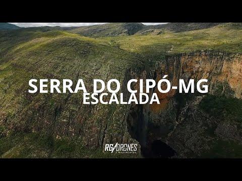 Escalada na Serra do Cipó /Minas Gerais - Brasil