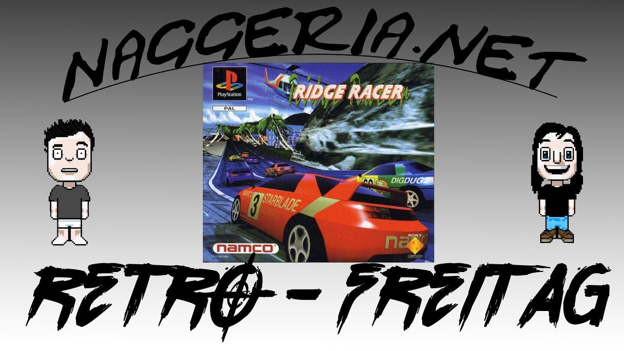 [Retro-Freitag] Ridge Racer (PS1)