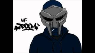 MF Doom -- Gazzillion Ear