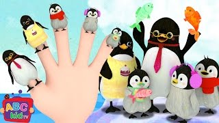 Finger Family - Penguin | Cocomelon (ABCkidTV) Nursery Rhymes & Kids Songs
