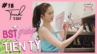 Ngọc Trinh - My Day #18 | Bộ Sưu Tập Giày Tiền Tỷ (Million Dollar Shoes Collection)