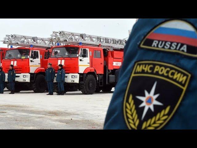 В Приангарье создадут добровольную пожарную охрану