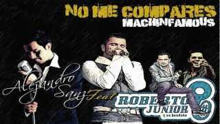 No Me Compares - Alejandro Sanz Ft. Roberto Jr - Promo Oficial - Video Con Letra...