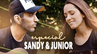 AS QUATRO ESTAÇÕES / QUANDO VOCÊ PASSA (TURU TURU) | Medley Sandy & Junior