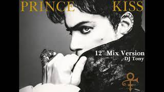 Prince  Kiss 12 Mix Version  DJ Tony