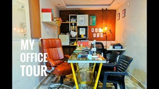My Office Interior   Motivation   Office Tour 2020