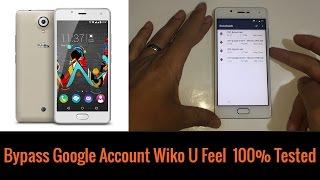 wiko u feel lite frp - मुफ्त ऑनलाइन वीडियो
