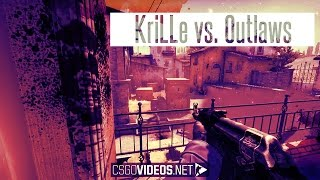 KriLLe vs. Outlaws - Ace at Dolphin CS Shoot 'Em Up 3 | CS:GO