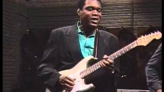ERIC CLAPTON WITH ROBERT CRAY AT THE DAVID SANDBORN SHOW - OLD LOVE